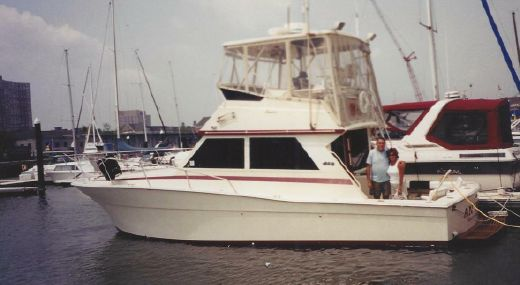 1987 Viking Convertible Diesel 35