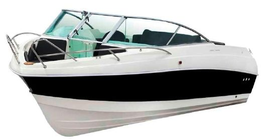 2017 Corsiva Coaster 600 Bowrider