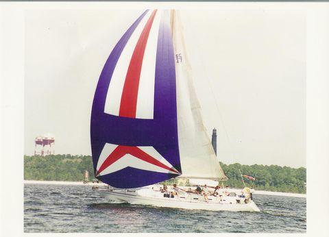 1981 Stevens Custom 47