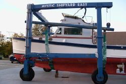 Photo of 38' Young Brothers Downeast Custom Flybridge Cruiser