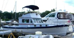 Photo of Young Brothers Downeast Custom Flybridge Cruiser