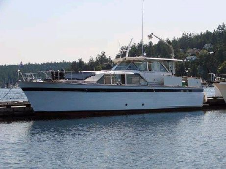 1963 Chris Craft 52 Constellation