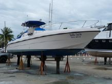2008 Gulf Craft Sea breeze 33 walk around