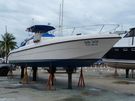 2008 Gulf Craft Sea breeze 33 walk around