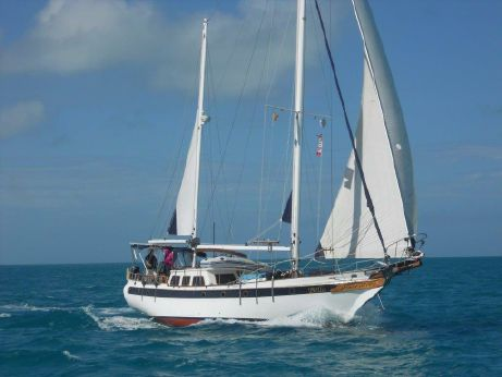 1977 Formosa Pilothouse Ketch