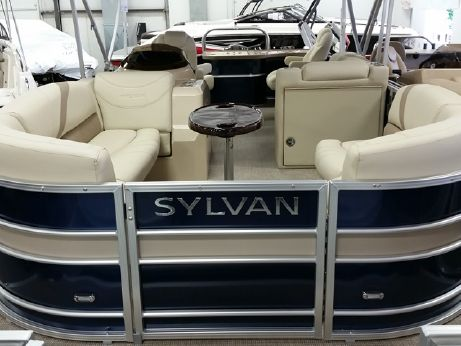 2017 Sylvan 8522MIRAGEENT