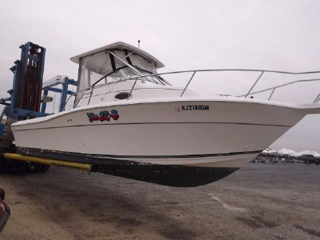 2001 Sport-Craft 241 Walk Around