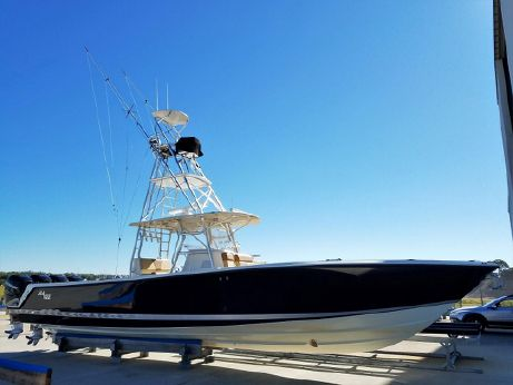 2011 Sea Vee 390 Center Console Luxury Edition