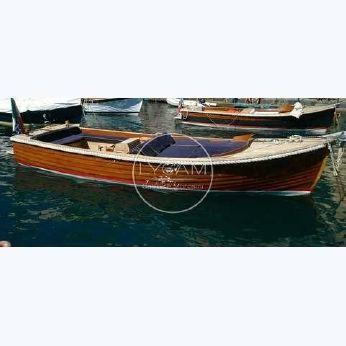 2003 Mussini Utility portofino 748