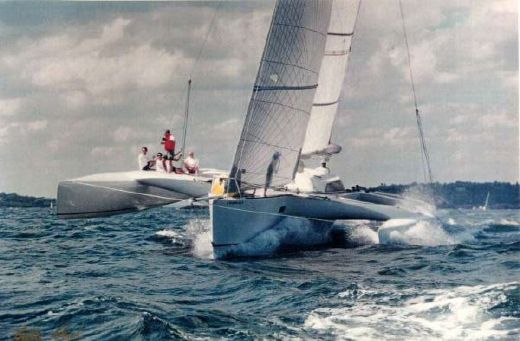 1998 Gcy Racing-Cruising trimaran