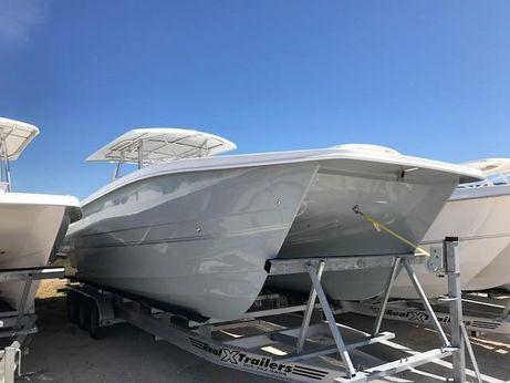 2018 Twin Vee OceanCat 360 SE