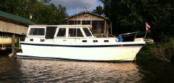 1986 Albin Double Cabin Trawler Refurbished!