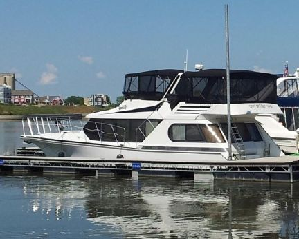 1990 Bluewater Yachts 45 Coastal Cruiser