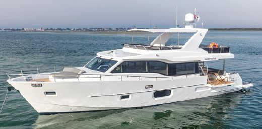 2016 Gulf Craft Nomad 55