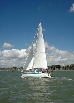 1998 Sweden Yachts 370