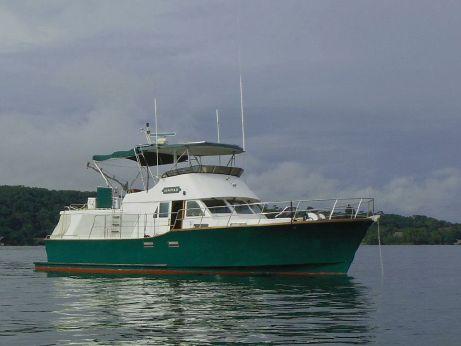 1976 Garren Blakely Trawler