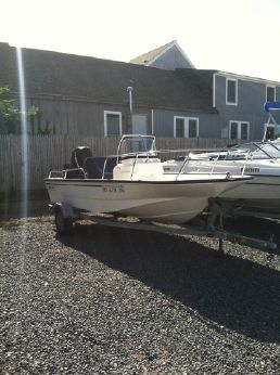 2010 Boston Whaler 150 Montauk