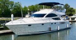 2007 Fairline Phantom 50