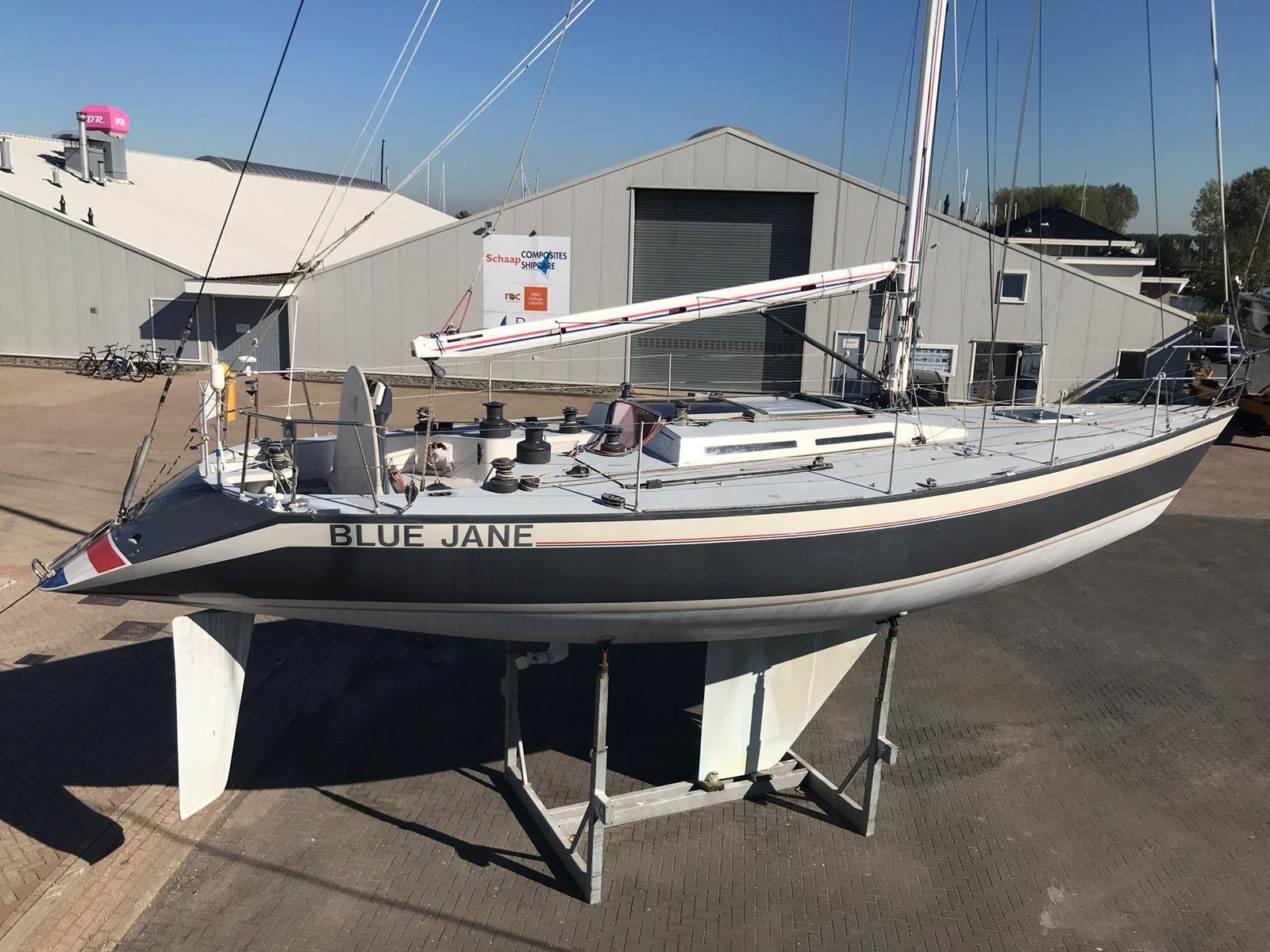 Sail Boat Engine Wiring Harness Smart Electrical Diagram 1982 Royal Huisman 43 Frers Design For Sale Rhyachtworld