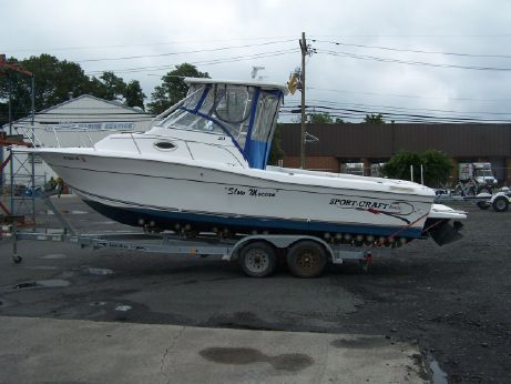2000 Sport-Craft 261 Walk Around