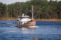 2009 Custom Steel Northsea trawler