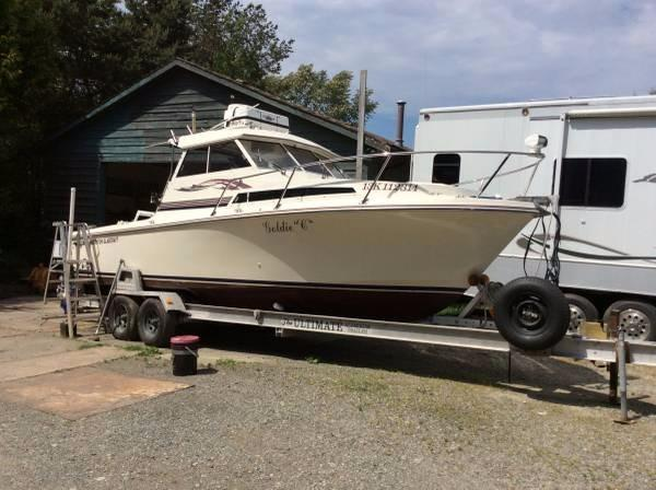 1998 Hourston Glascraft 26 Sportfish Power Boat For Sale