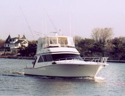1992 Viking 50 Flybridge Convertible