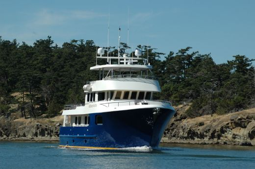 2010 Allseas Yachts 92 Expedition Vessel