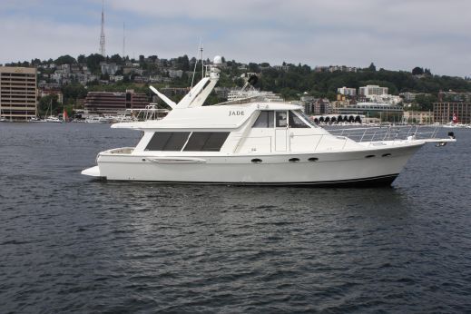 2006 Meridian 490 Pilothouse