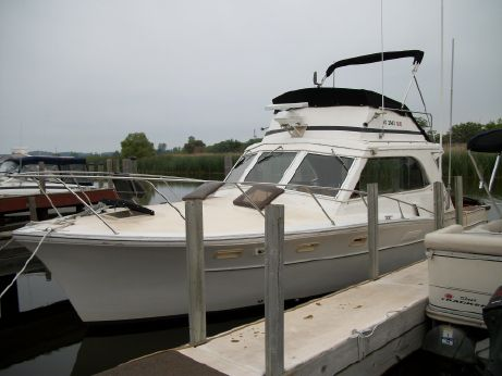 1978 Egg Harbor 33 Sport Fisher