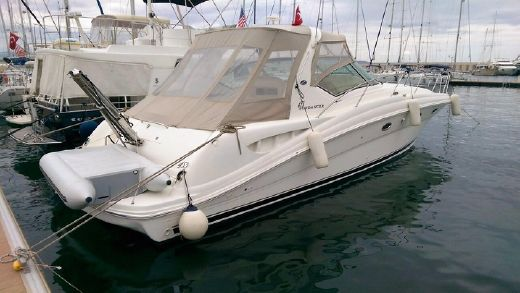 2004 Sea Ray Sundancer 455