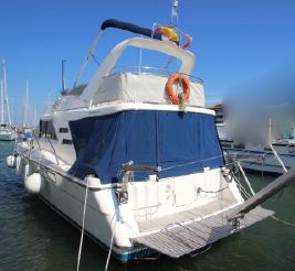 1994 Fairline 41 Phantom