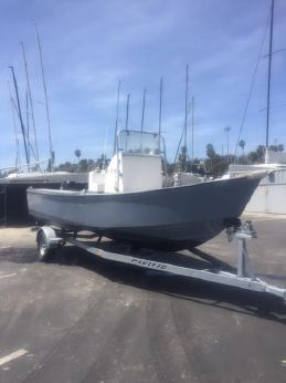 2006 Anderson Greenough Skiff