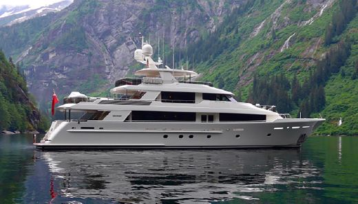 2013 Westport 130'/40M Tri-deck