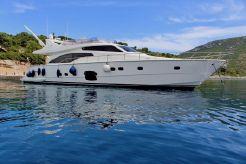 2009 Ferretti Yachts 681