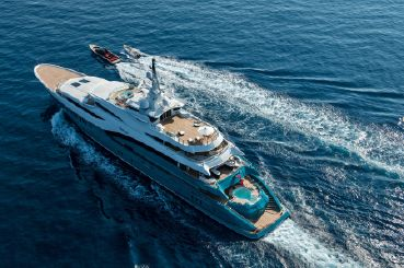 2010 Oceanco Custom
