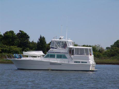 1988 Viking Yachts 44 Motor Yacht