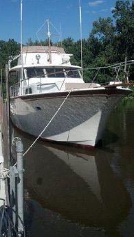 1972 Hatteras 53 Motor Yacht
