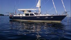 1995 Oyster Pilothouse 55