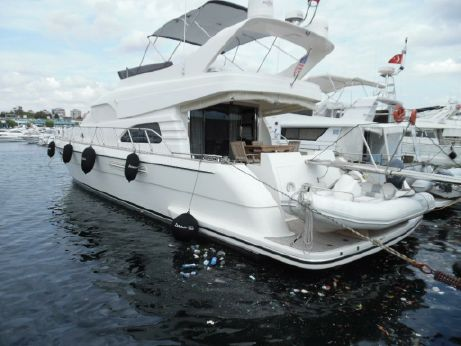 1999 Custom Built Flybridge 21.50 mt