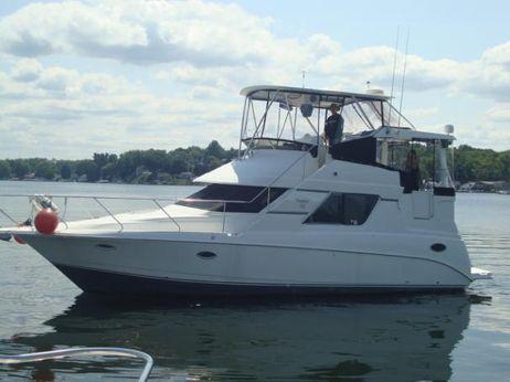 1997 Silverton 352 Motor Yacht (freshwater/thruster)