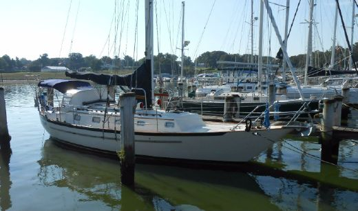 2000 Pacific Seacraft 37