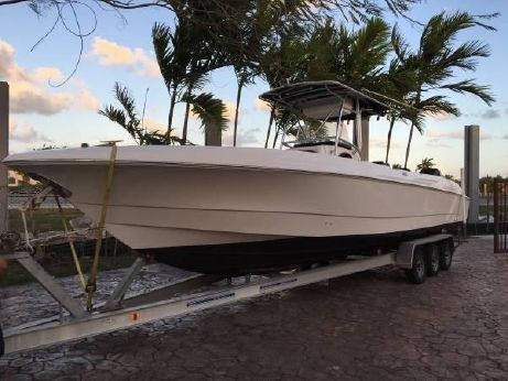 2001 Scarab Wellcraft Sport