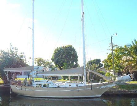 1974 Formosa Staysail Ketch
