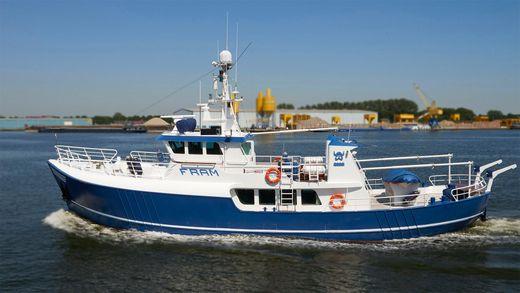 1965 Beeldsnijder Trawler 2375