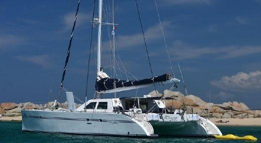 1994 Nautitech Catamaran