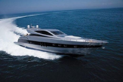 2008 Alfamarine 72 Sold