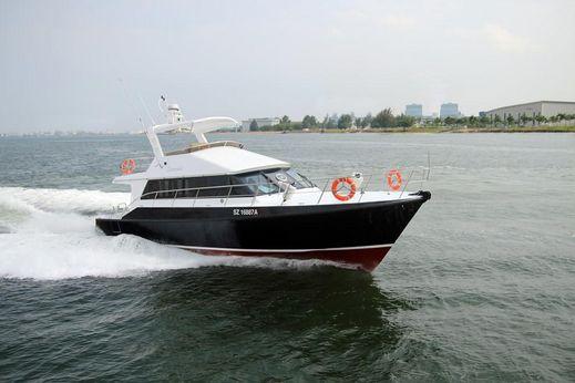 2017 Flybridge Motor Yacht