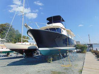 1973 Pearson Portsmouth Motoryacht