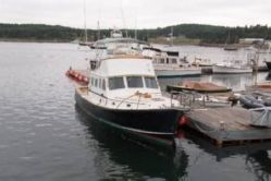 photo of  Wilbur /Jarvis Newman Flybridge Sportfish Cruiser